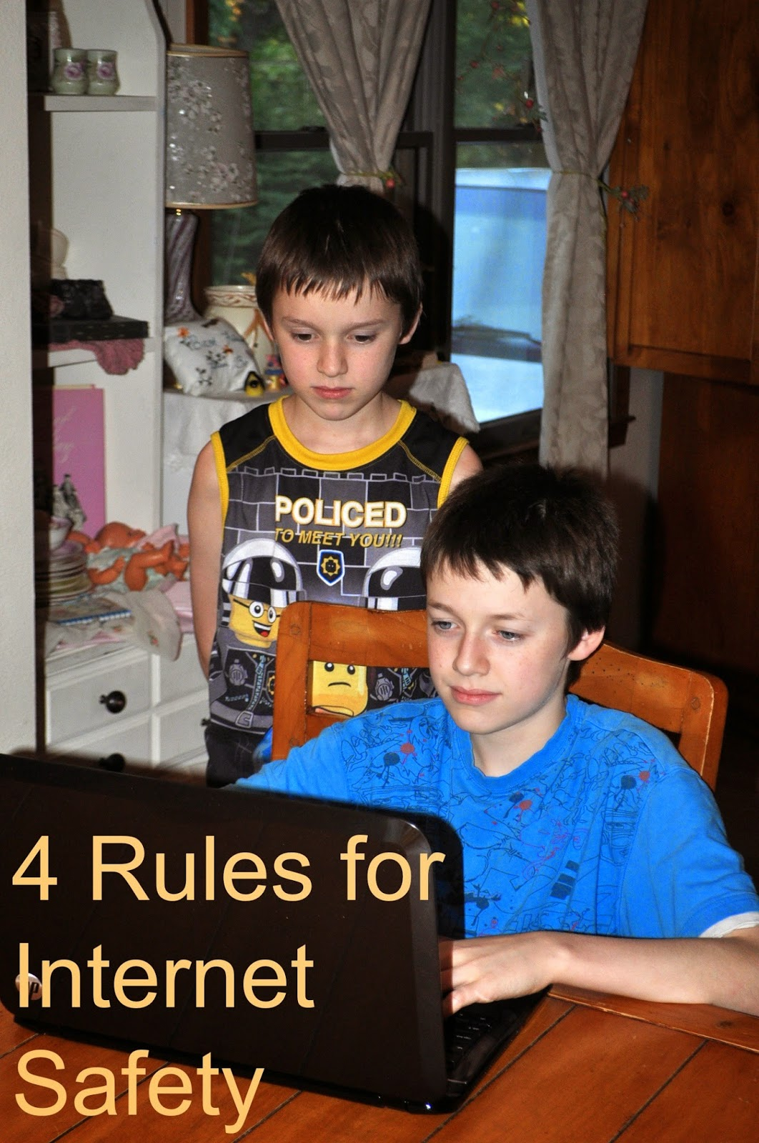 Hope In Every Season: 4 House Rules for Internet Safety # ...