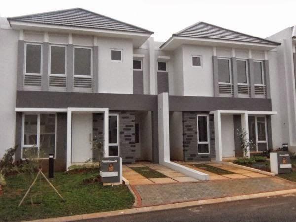 model rumah minimalis Modern 2014 6