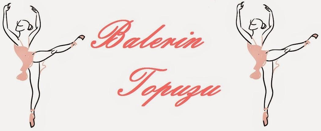 Balerin Topuzu