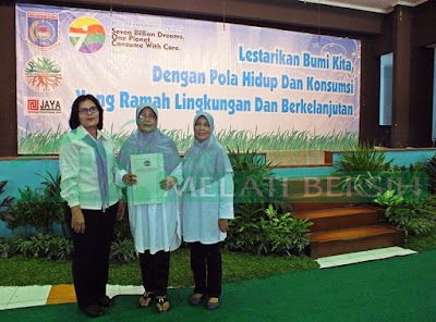 Penghargaan Laskar Lingkungan