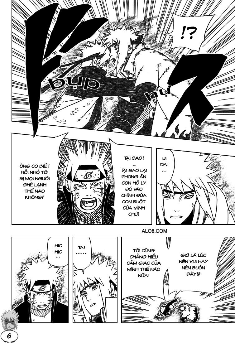 Naruto chap 440 Trang 6 - Mangak.info