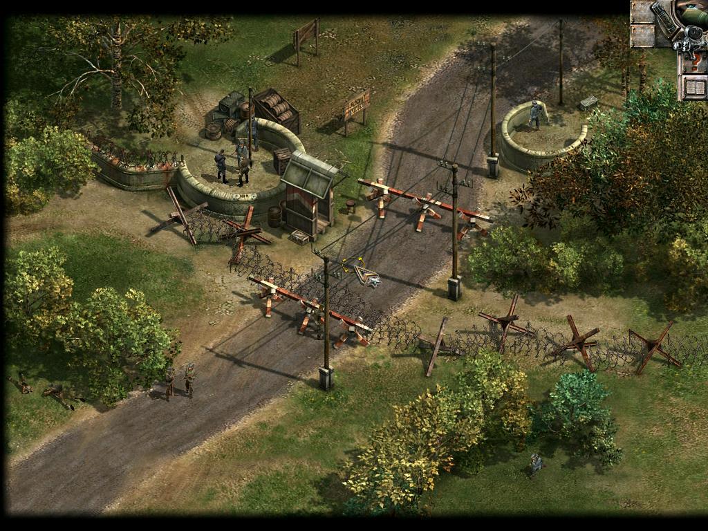 Commandos 2: Men of Courage PC-GAME