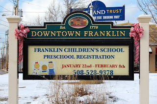 Franklin Children's School preschool registration
