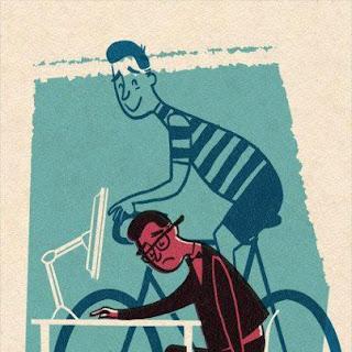 rower - niewyczerpane źródło energii :)