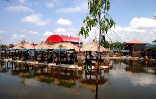 Pemancingan dan kolam renang Delta Fishing