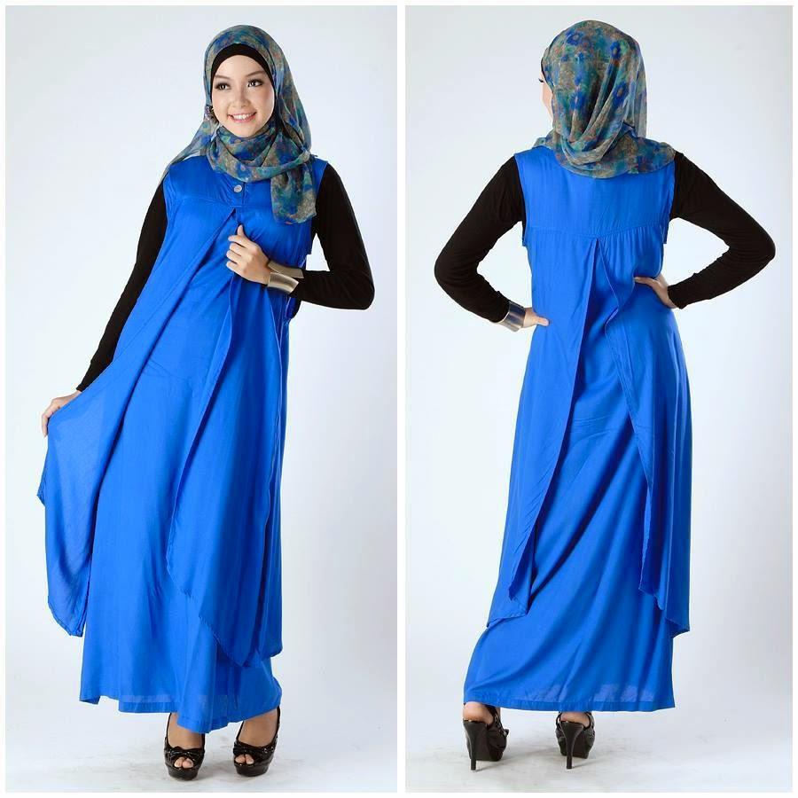 Trendbaju21 Gambar Baju Muslim Terbaru