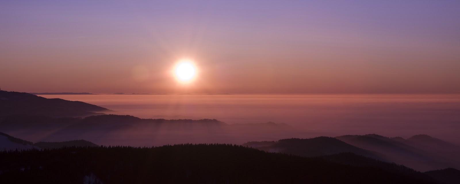 Fondo de pantalla caida del sol for Fondo del sol
