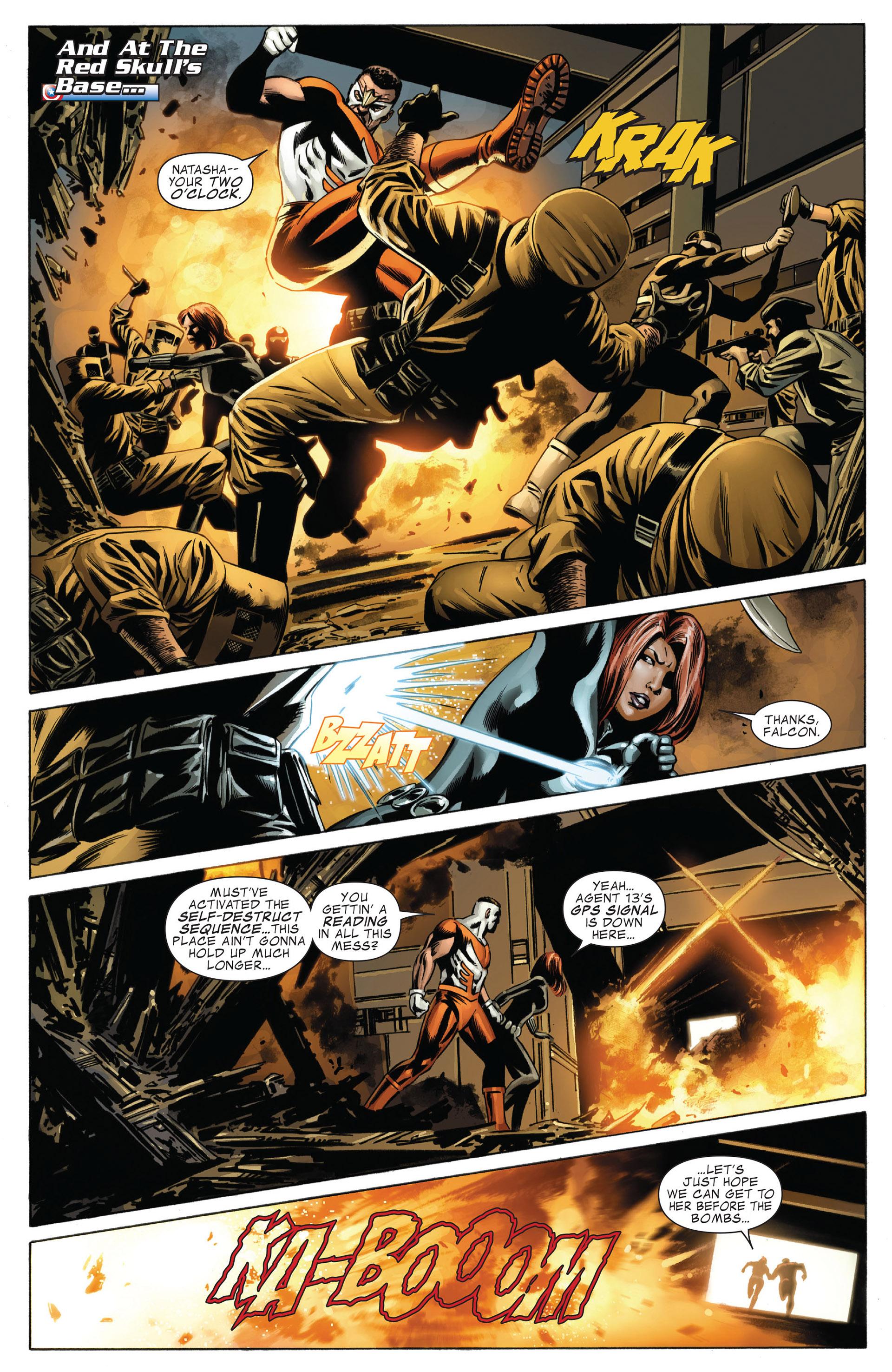 Captain America (2005) Issue #42 #42 - English 6