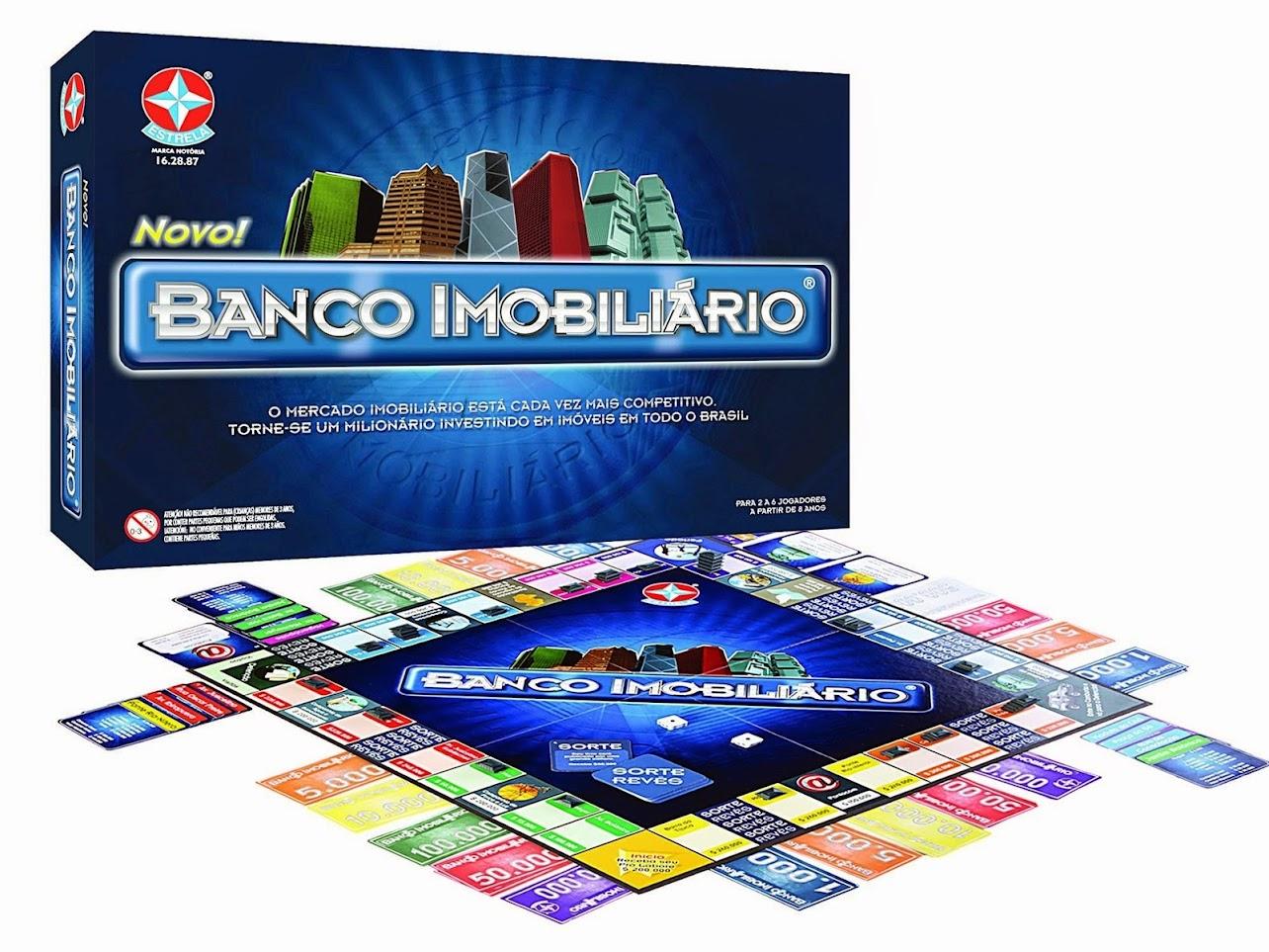 BAIXE GRATUITAMENTE O CLÁSSICO JOGO BANCO IMOBILIÁRIO