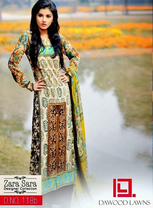 Lawn Printed Collection