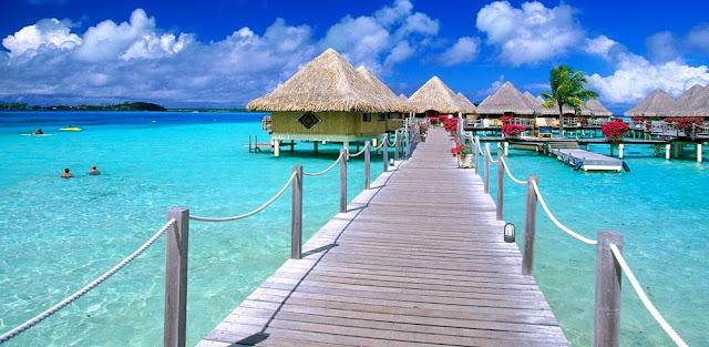 Vacaciones en las Maldivas