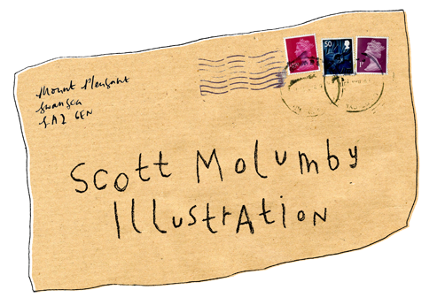 Scott Molumby | Illustration