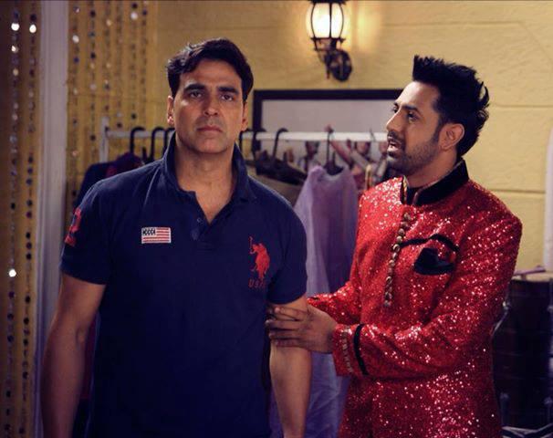 Bhaji in problem Punjabi movie 2013 gurpreet ghuggi , harbhajan singh cricketer & gippy grewal in (3)