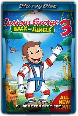 George - O Curioso 3 Torrent Dublado