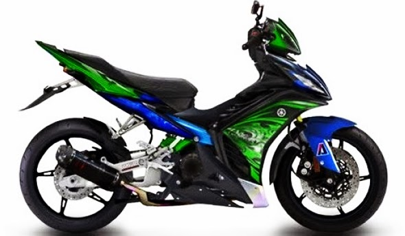 Gambar Modifikasi Yamaha Jupiter Mx 2011