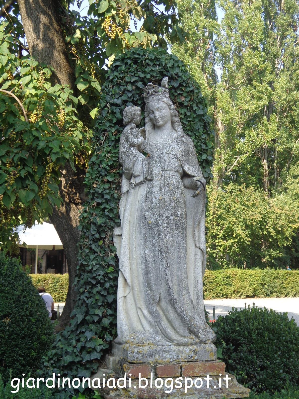 Il giardino delle naiadi giardini segreti hortus conclusus - Il giardino dei fiori segreti ...