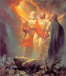 Évangile de Jésus-Christ selon saint Marc 9,2-10.