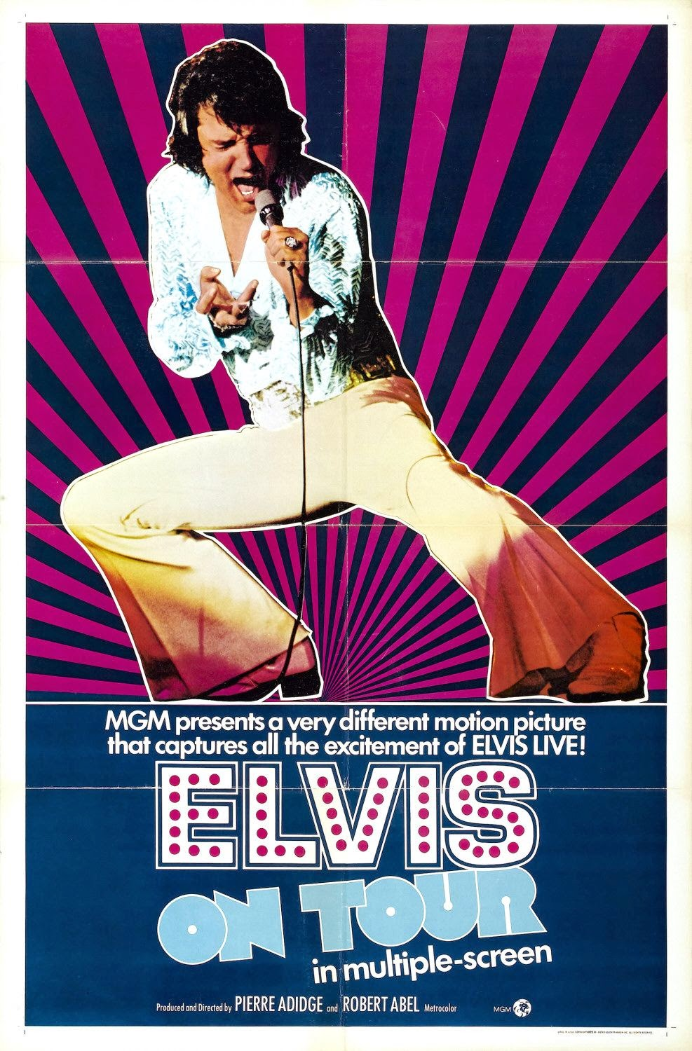 Elvis on Tour – HD 720p