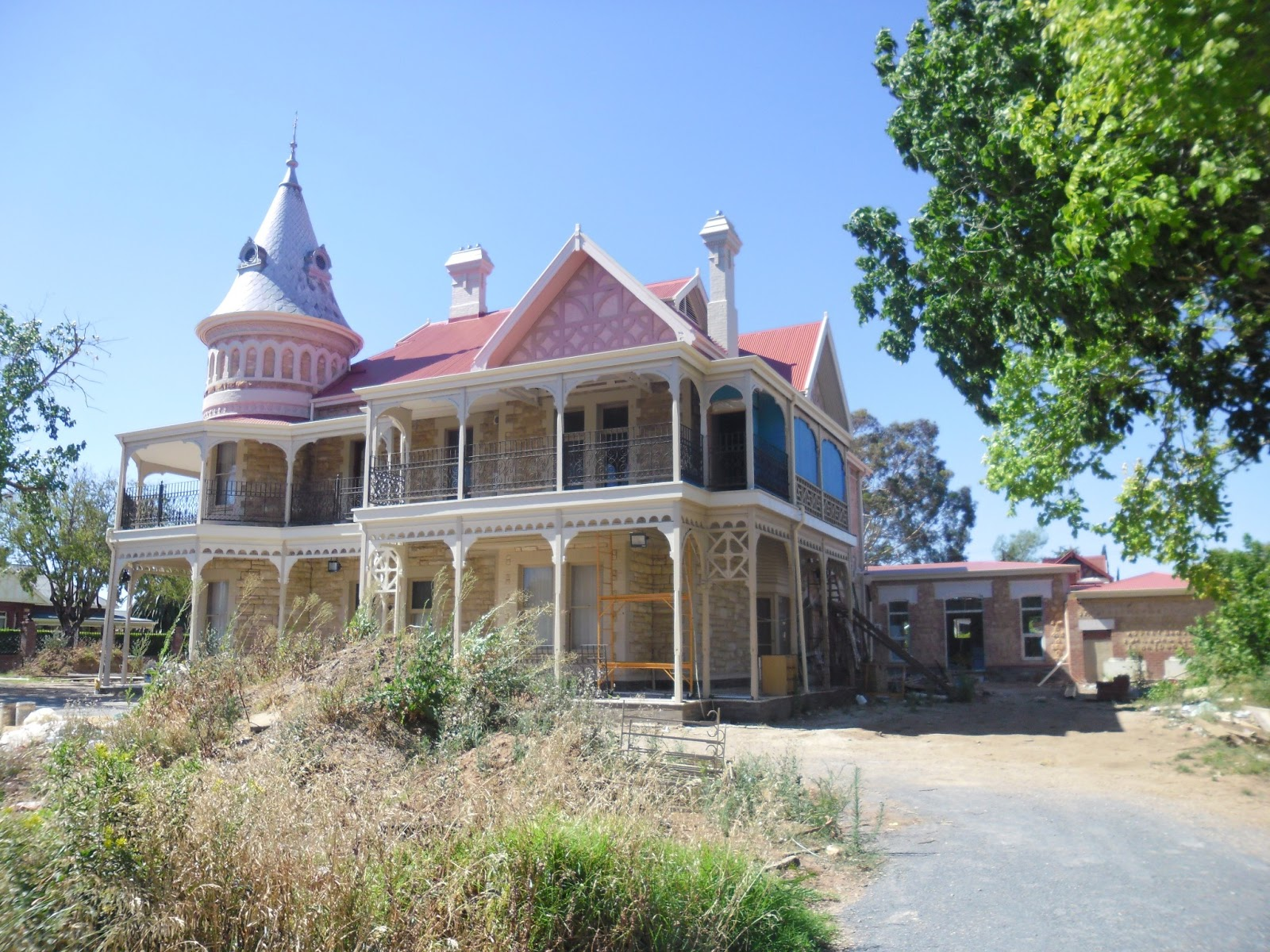 The haunts of adelaide history mystery and the for Adelaide house