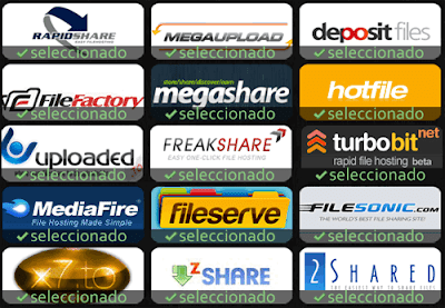 Alternativas a MegaUpload