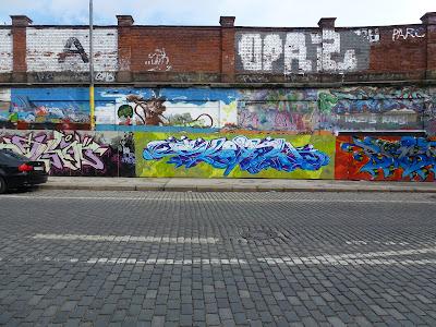 Streetart, Urbanart, Graffiti, Tumblingerstraße, München