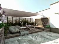nowoczesne ogrody na dachach warszawa