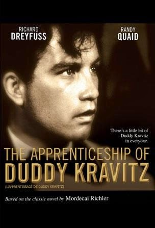 a report on the apprenticeship of duddy kravits The original cast recording of the apprenticeship of duddy kravitz is available now on ghostlight records featuring music by alan menken (oscar and tony award-winning composer of beauty and the beast, the little mermaid, little shop of horrors, and currently represented on broadway with aladdin and the new musical a bronx tale) and book and lyrics by award-winning lyricist-librettist david .