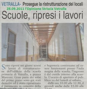 Articolo stampa del 28.09.2011
