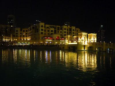 Fuente más grande del mundo, Dubai