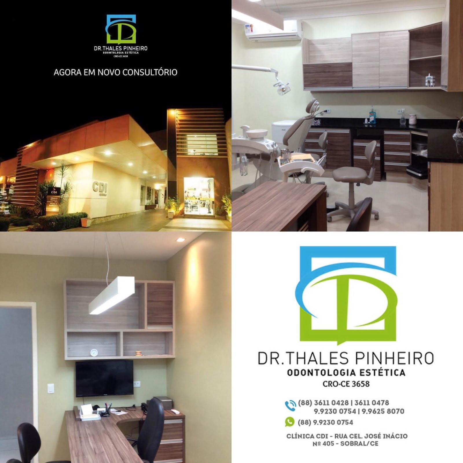 Dr. Thales Pinheiro - Odontologia Estética