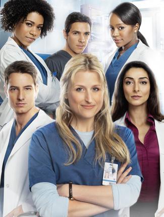 Emily Owens, M.D. Canceled; ABC Orders More Last Man ...