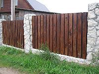 Деревянные заборы. Фото каталог