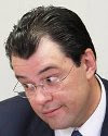 Senador paraense Eduardo Braga