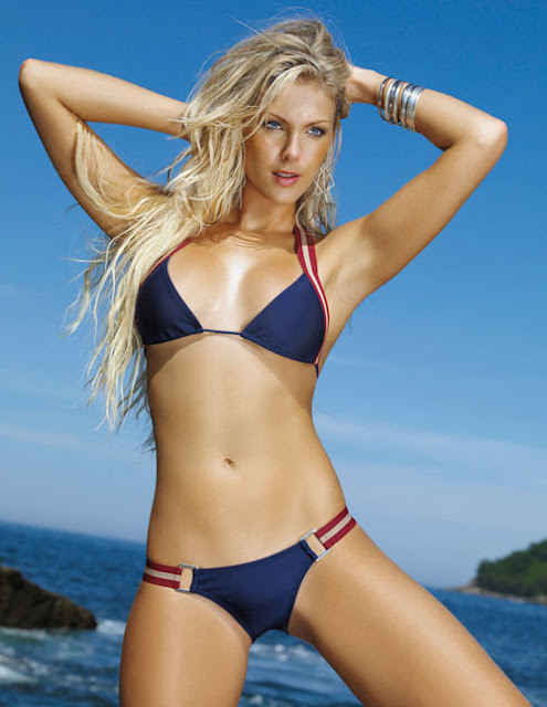 Ana Hickmann in Underwear  fashion