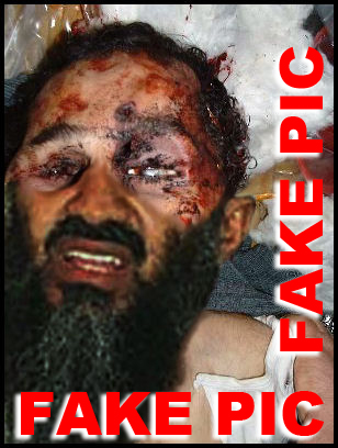 osama bin laden dead picture. Of Osama Bin Laden Dead