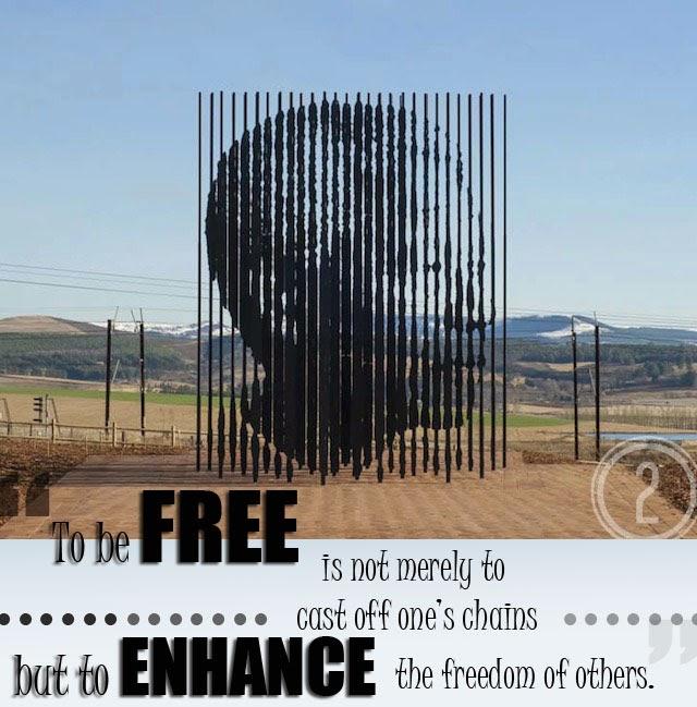 Nelson Mandela :: A Life of Inspiration day 2