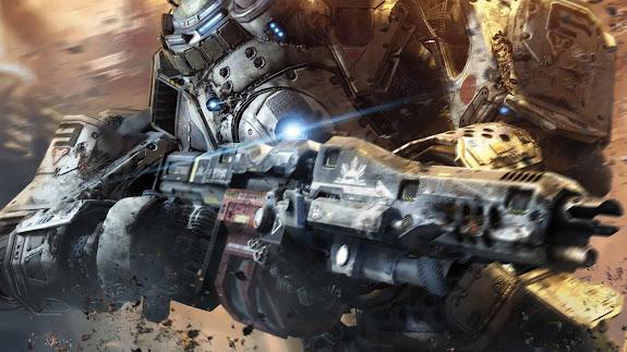 Titanfall Titan Game 7p