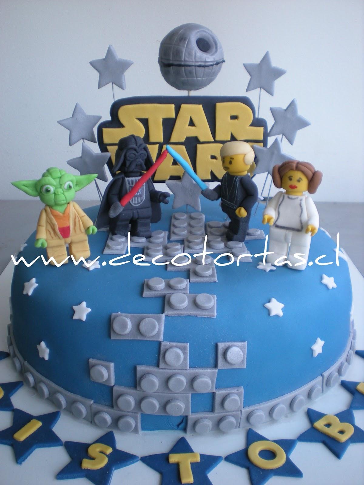 Célèbre Decotortas: Lego Star Wars JP71