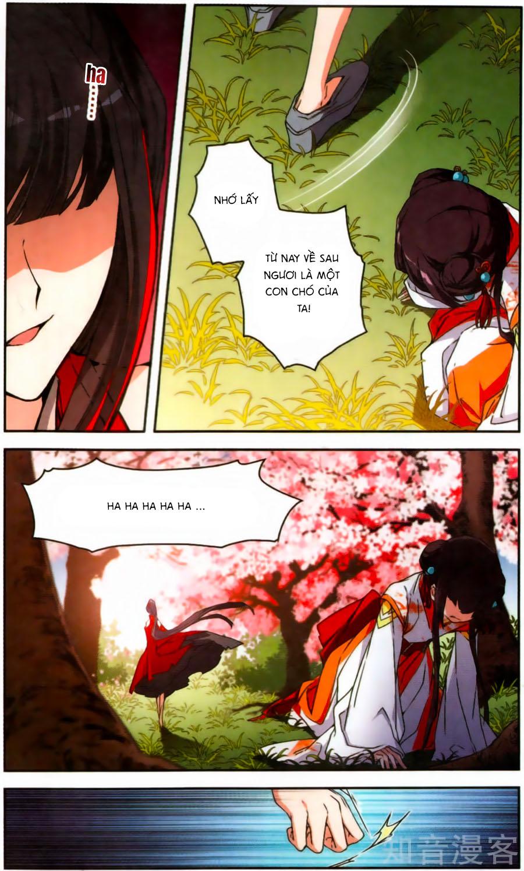 Hoa Thiên Cốt chap 120 - Trang 3