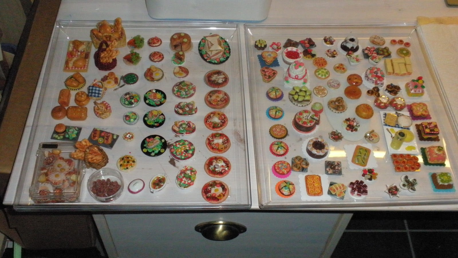 Dany 39 s diy minis polymer clay mini food creations for Creation cuisine