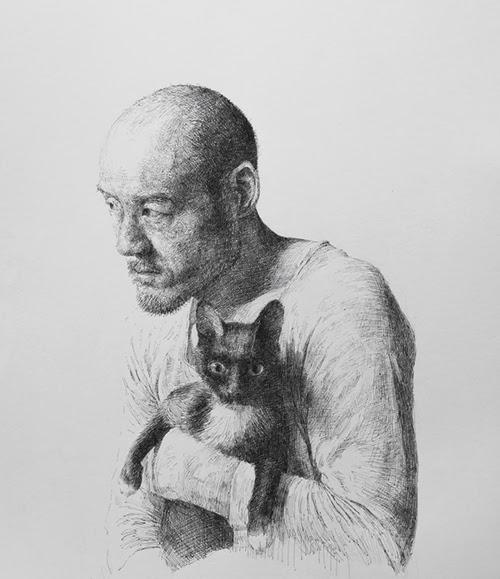 02-South-Korean-Artist-Seong-jin-Kim-Short-Strokes-Drawings-www-designstack-co