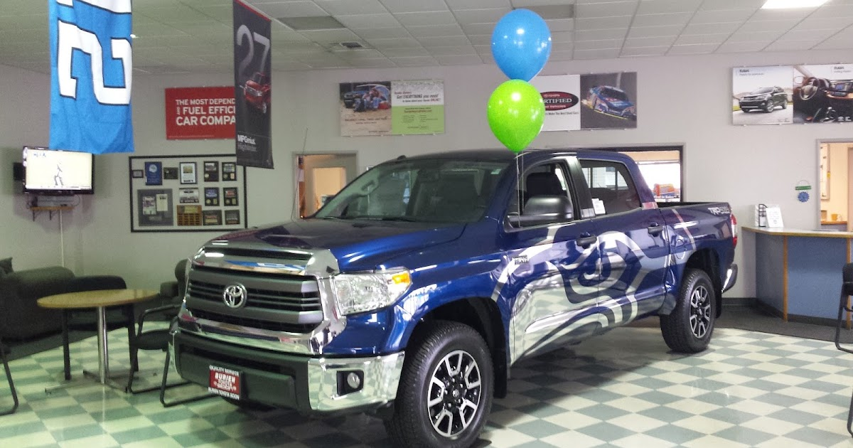 Burien Toyota Scion Blog Check Out The Seahawk S Toyota