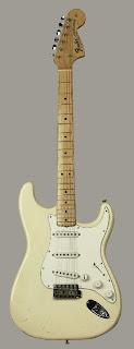 Stratocaster del 1968 di Jimi Hendrix