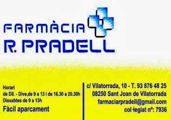 Farmacia Pradell