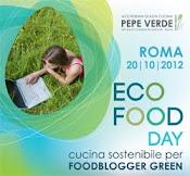 sono una EcoFoodBlogger
