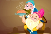 Cücelerin Mutfağı Oyunu