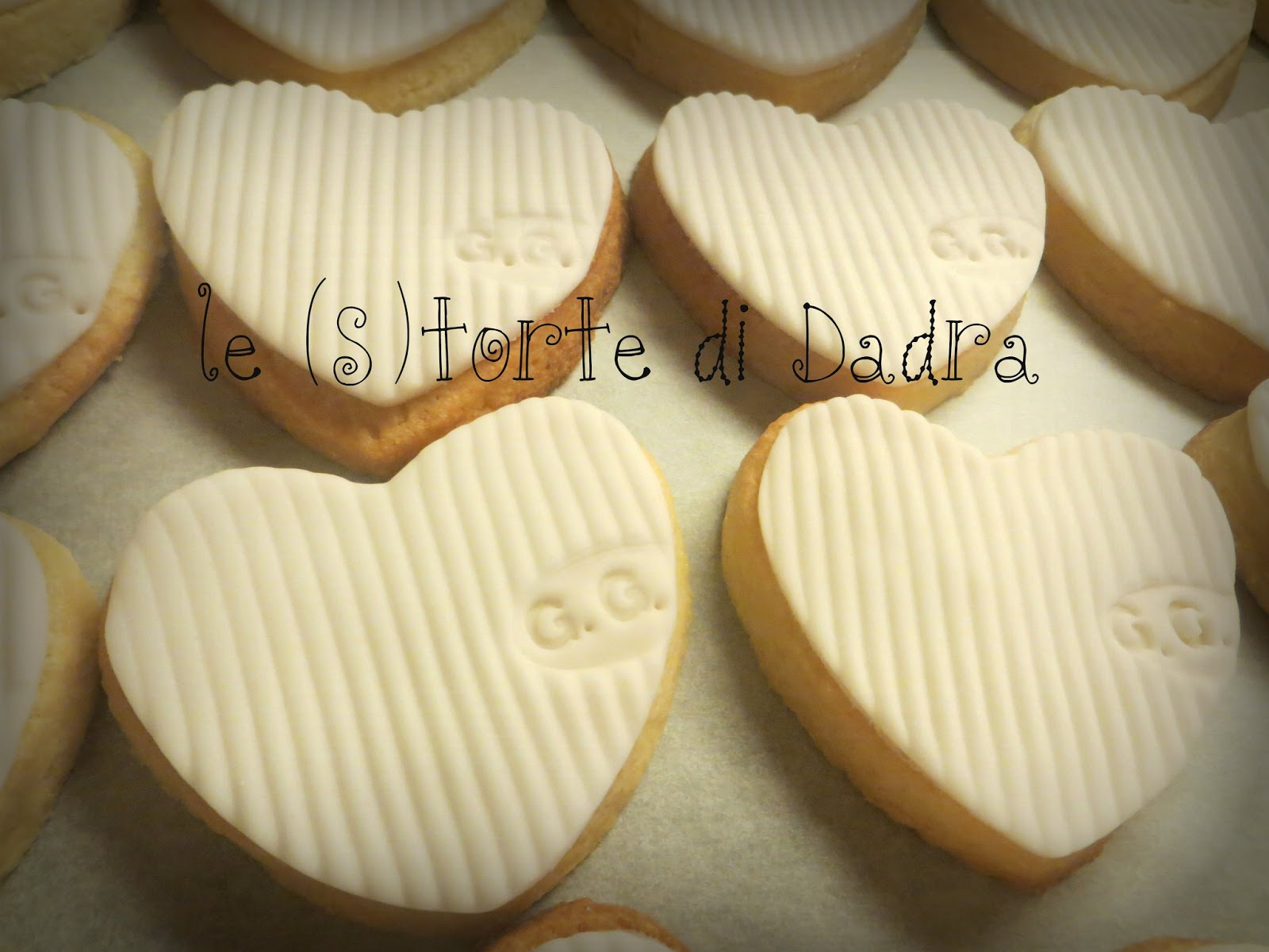Eccezionale Raffinati biscotto segnaposto per il matrimonio di Giusy e  OZ58