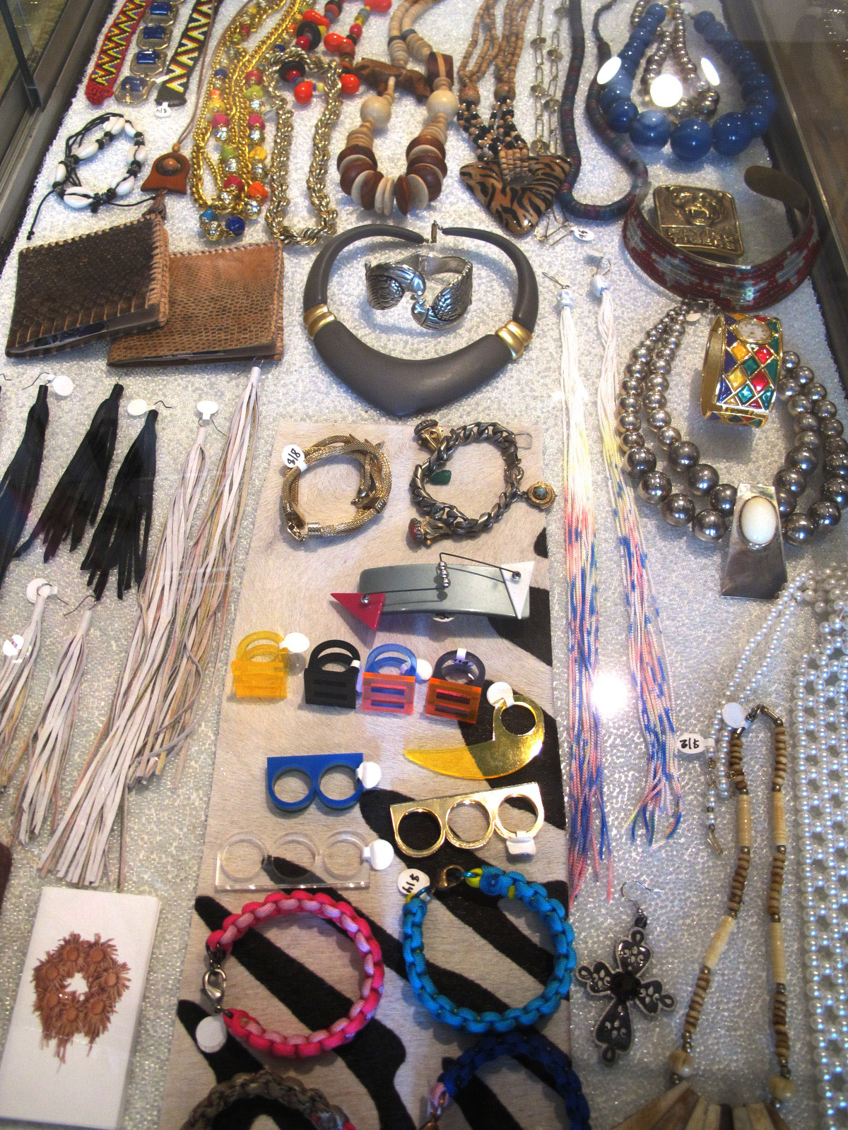 At Kokorokoko we not only have an awesome selection of vintage costume jewelry from the 80s and 90s but we also carry local jewelry designers. & KOKOROKOKO: Vintage and Designer Jewelry at Kokorokoko