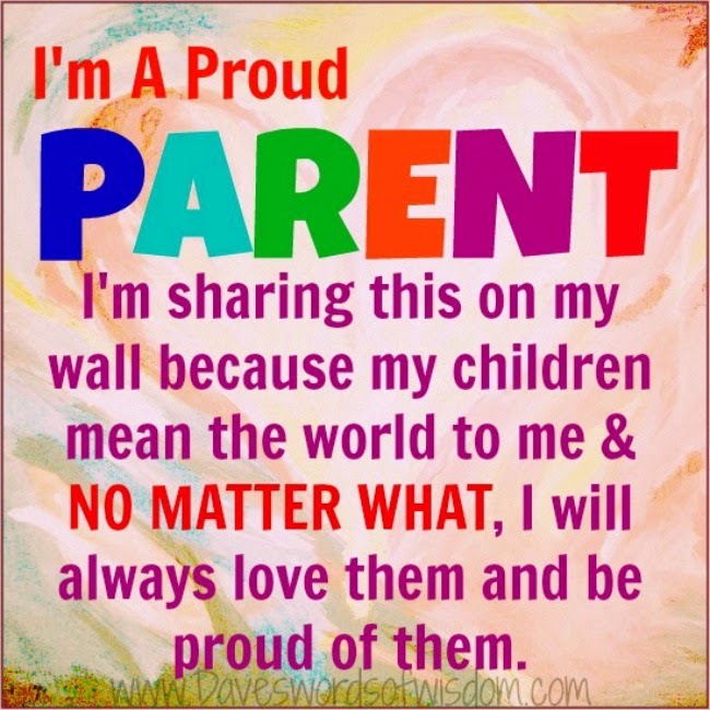 my parents are proud of me essay Original question: how can i make my parents proud of me be responsible for your own actions, decisions and mistakes.