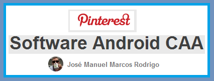 http://es.pinterest.com/jmmarcosrodrigo/software-android-caa-aac-software/